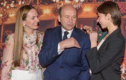 Pressekonferenz Wiener Opernball 2018 - True my Eyes