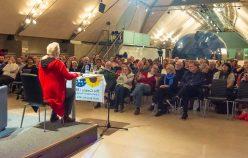 """Krampus-Lesung """"Kickl für Grüne"""" mit Dziedzic und Reimon"""