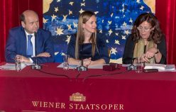 Pressekonferenz zum Wiener Opernball 2017