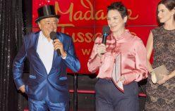 Wer wird die neue Wachsfigur bei Madame Tussauds in Wien