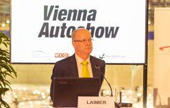Pressekonferenz Vienna Auto Show - 10. Jänner 2019 in Wien True my Eyes