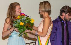 Zoe zu Gast beim 22. Regenbogenball - True my Eyes
