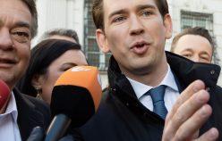 Angelobung der neuen Bundesregierung am Ballhausplatz - 07.01.2020