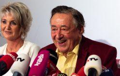 Pressekonferenz vor dem Wiener Opernball - Richard Lugner präsentiert seinen Stargast - Lugner City - 29.01.2020